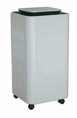 Ivation 11 Pint Compact Compressor Dehumidifier and Ionizer