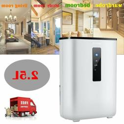 2.5L Home Office Electric ABS Air Dehumidifier Semiconductor