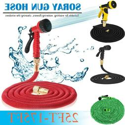 200FT Garden Hose Expandable Flexible Water Hose Pipe Wateri