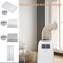 Air Lock Window Seal Cloth Kit Mobile Air Conditioners Tumbl