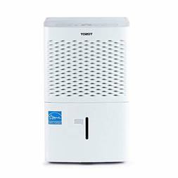 50 Pint Dehumidifier for Midsize Rooms up to 3000 Square Fee