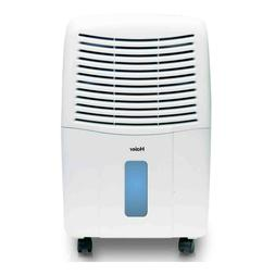 Haier 65 Pint Dehumidifier, White with Electronic Controls,