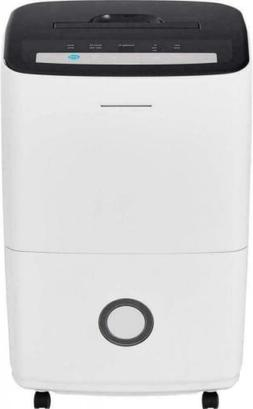 Frigidaire 70 Pint Dehumidifier with Built-in Pump, White