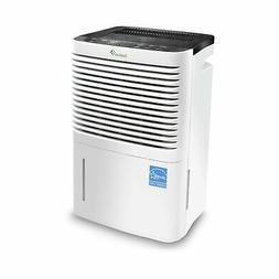 Ivation 70 Pint Energy Star Compressor Dehumidifier with Pum