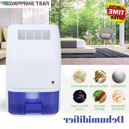 700ml Dehumidifier Air Purifier Clothes Drying Damp Mould Po