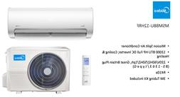 Air Conditioners & Heaters Midea 12000 BTU 220V! New 16 SEER