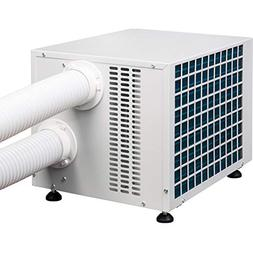 Climate Right CR5000ACH Single Room Air Conditioner, White