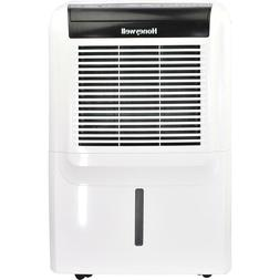 Honeywell DH50PW 50 pint Energy Star Dehumidifier with Drain