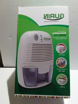 Gurin Compact Dehumidifier Compact and Quiet