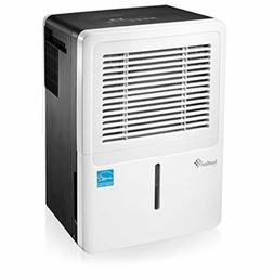 Ivation 50-Pint Energy Star Dehumidifier - For Spaces Up To