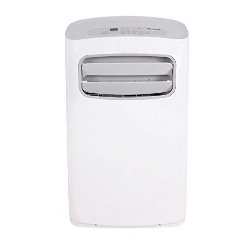 Koldfront PAC1202W Conditioner with Fan for Rooms up to with