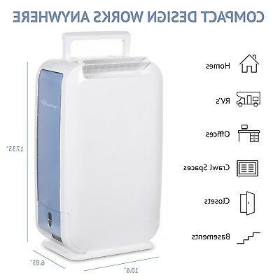 Ivation Dehumidifier and -