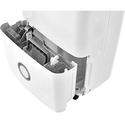 Frigidaire Bucket Filter and Effortless Humidity Dehumidifier Built-in Pump in