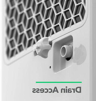 Vremi Star Dehumidifier For Large Spaces - Quietly