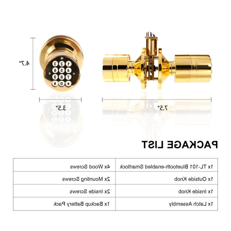 Advanced Security Lock with Low