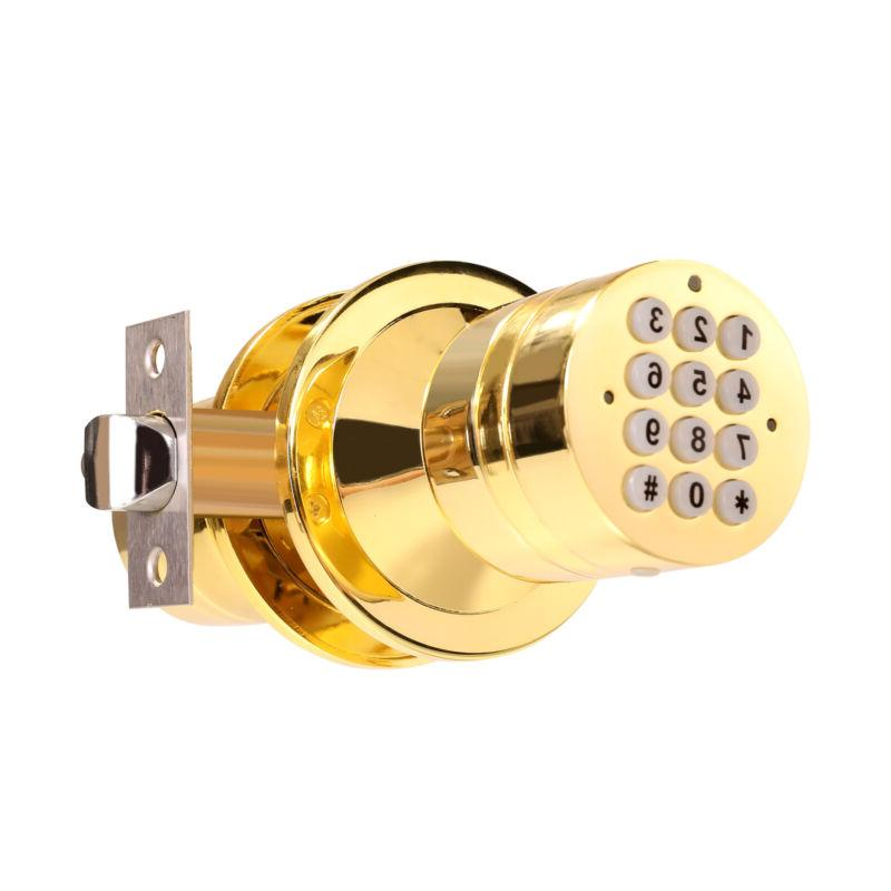 Advanced Security Lock with Key Low