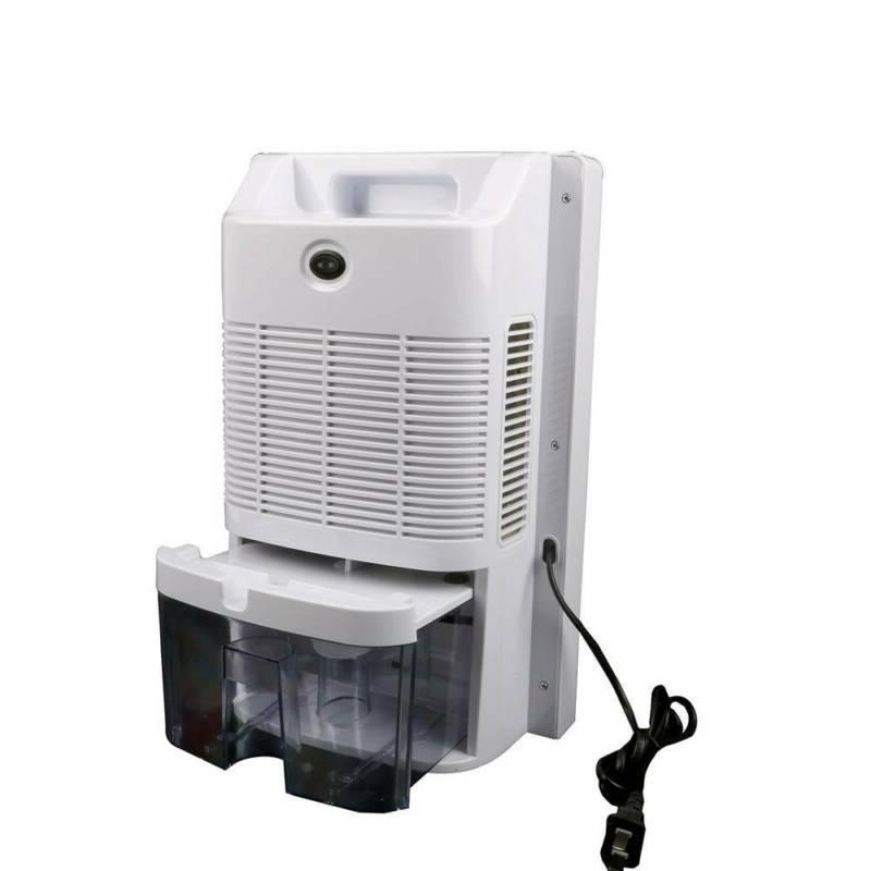 Dehumidifier Large Home Air Free Bedroom Plug
