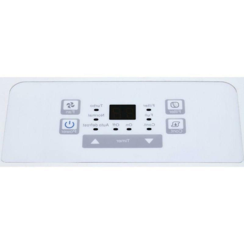 Energy with Electronic Controls White
