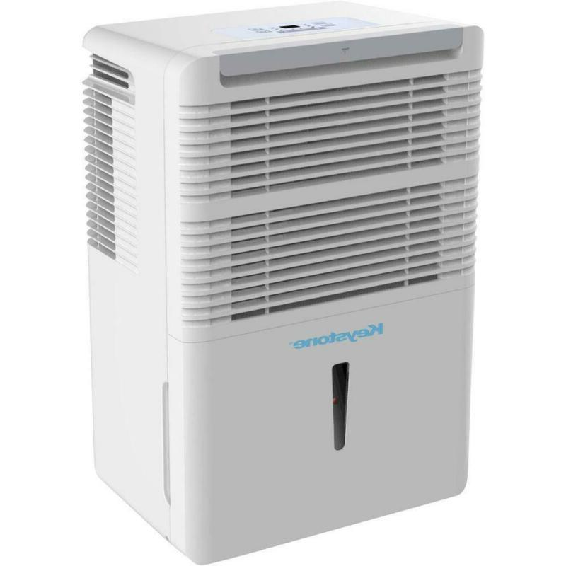 energy star 50 pint dehumidifier with electronic