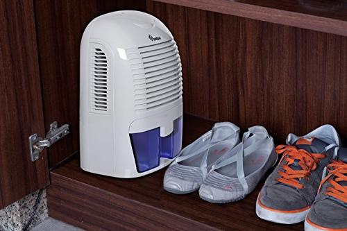 Ivation GDM30 Thermo-Electric Dehumidifier - Gathers Up of per - to Feet