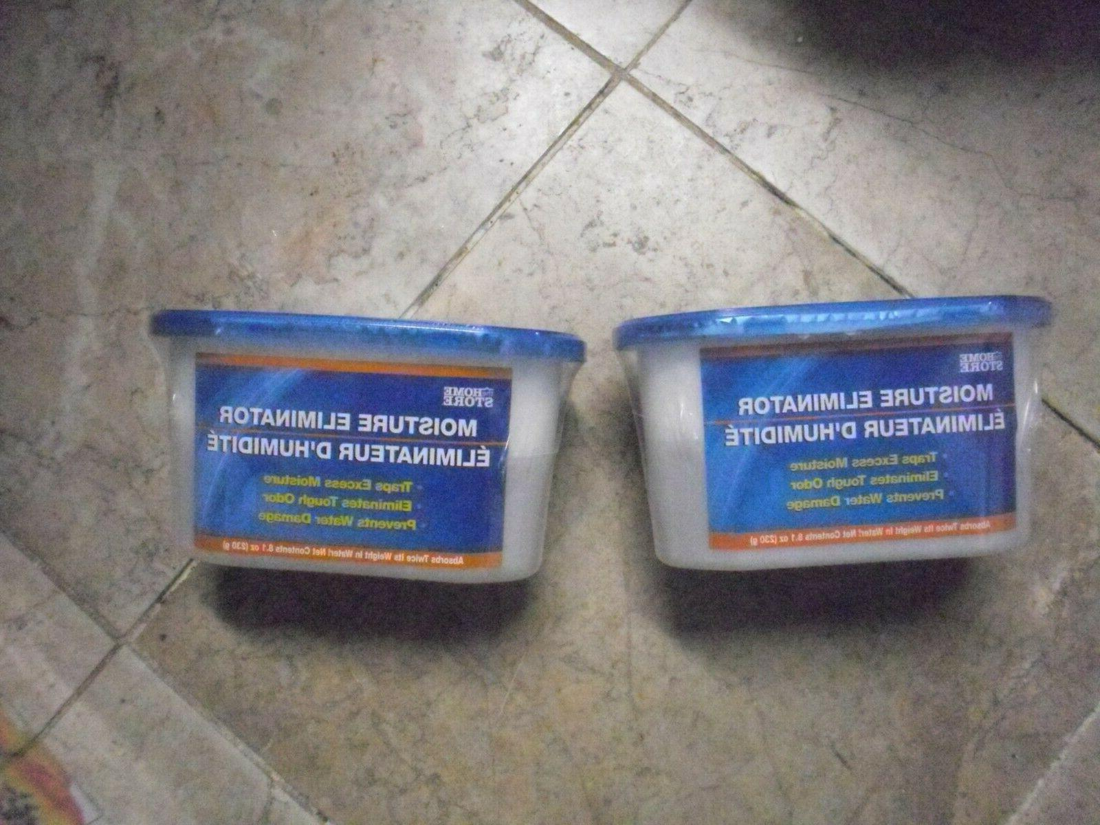 moisture eliminator absorber absorbent containers