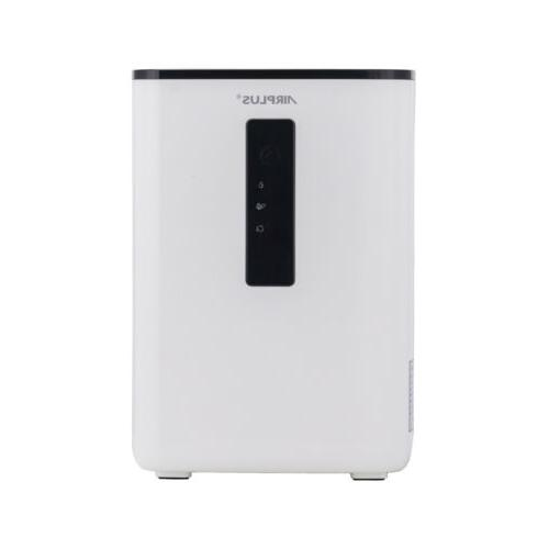 Ultra-Quiet Compact Dehumidifier with UV Home, Basement