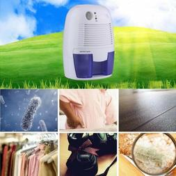 Mini Portable Air Dehumidifier Moisture Absorber 500ML Water