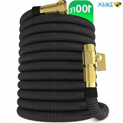 Nifty Grower 100ft Garden Hose - New Expandable Water Hose w
