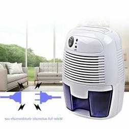 Portable Space Dehumidifier with Auto Shut Off Small Quietly