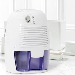 Mini Space Dehumidifier with Auto Shut Off Quietly Extracts