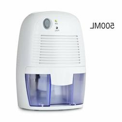 Small Space Dehumidifier with Auto Shut Off Quietly Extracts